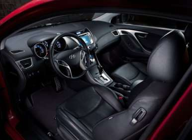 Pricing and Features: 2013 Hyundai Elantra Coupe