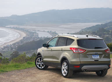 2013 Ford Escape Receives Official MPG Ratings