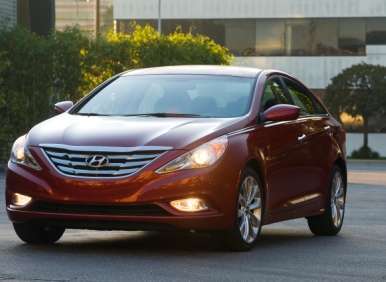 2013 Hyundai Sonata Lineup Reconfigured for More Value