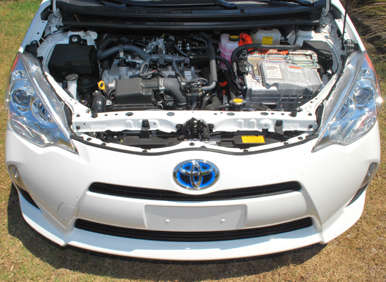 2012 Toyota Prius c Review: Is It Safe