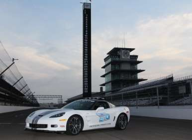 2013 Chevrolet Corvette ZR1 to Pace 2012 Indy 500