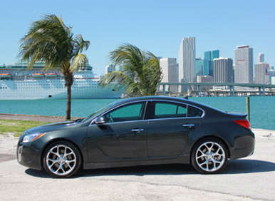 2012 Buick Regal GS Review: Introduction
