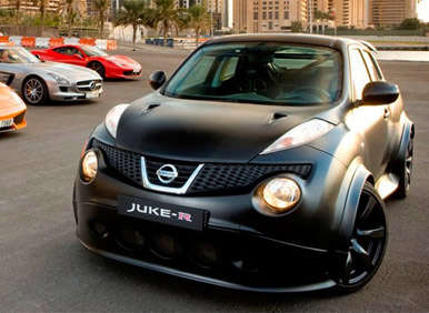 Nissan Confirms Limited Production of Nissan Juke-R