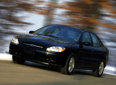 Ford Taurus Used-Car Buying Guide