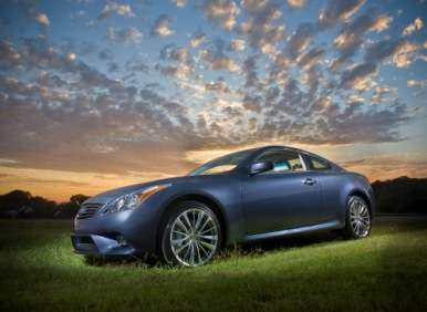 2012 Infiniti G37xS Coupe: Introduction