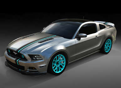 Blue Oval, SEMA Partner on Ford Mustang Build—Powered by Women