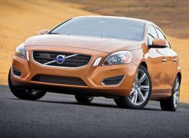 10 Things You Need To Know About The 2012 Volvo S60