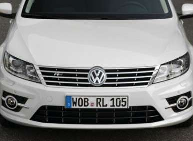 Volkswagen to Debut 2013 VW CC R-Line