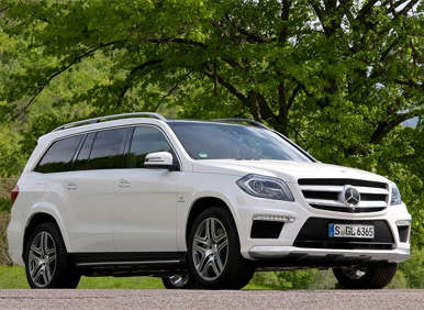 2013 Mercedes-Benz GL-Class Gets GL63 AMG Version