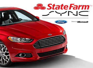 Ford SYNC Helps Lower Insurance Rates for State Farm Customers