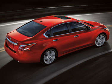 2013 Nissan Altima First Drive Review