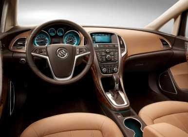 06.  The 2013 Buick Verano Offers Four Trim Levels