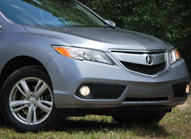 2013 Acura RDX Road Test and Review