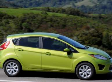 Blue Oval Reconfigures Ford Fiesta Family for 2013