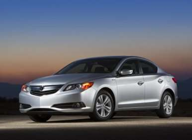 First Drive: The All-New 2013 Acura ILX Compact Luxury Sedan