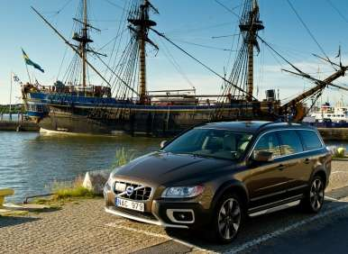 Dreaming of a European Vacation? Buy a Volvo at a 'Package Discount' and Pick it up Free in Locations from Sweden to Spain!