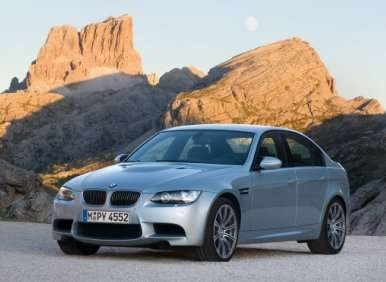 02.  Used BMW M3 Coupe