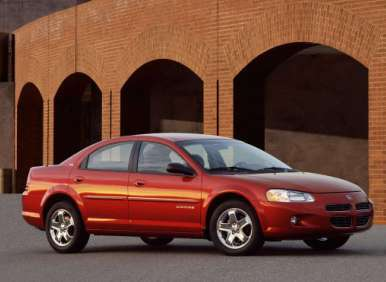 Dodge Stratus Used Car Buying Guide: Intro