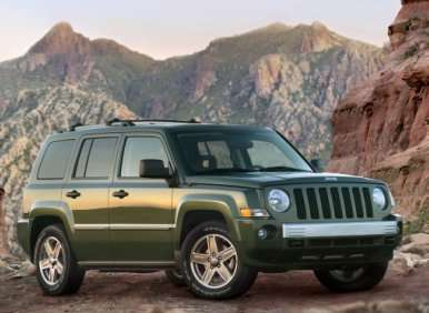 Jeep Patriot Used SUV Buyers Guide: Intro