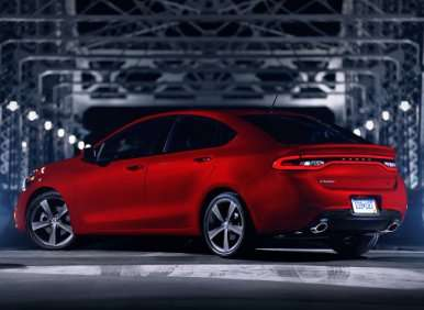 Pricing and Features: 2013 Dodge Dart