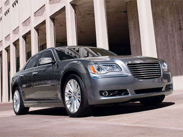 2012 Chrysler 300 S: Introduction