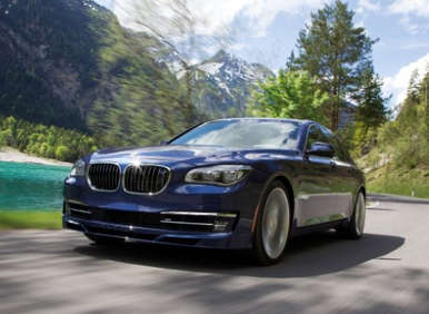 2013 BMW Alpina B7 to Debut at Pebble Beach