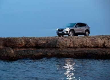 Track Tested: 2013 Mazda CX-5
