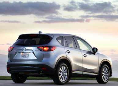 Performance: 2013 Mazda CX-5