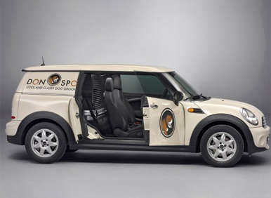 2013 MINI Clubvan Production Specs Released, Goes On Sale this Fall