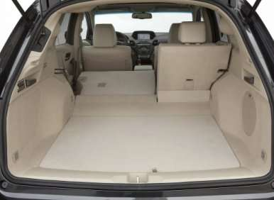 05.  The 2013 Acura RDX Comes With A Roomy Interior