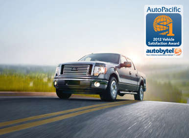 Top-Rated Large Light-Duty Pickup Truck Autobytel & AutoPacific Consumer Award