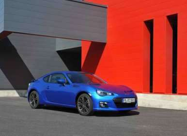 boxer rebellion 2013 subaru brz pricing announced. Black Bedroom Furniture Sets. Home Design Ideas