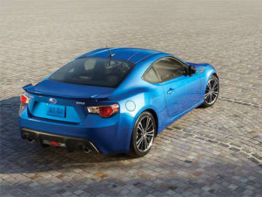 new 2013 subaru brz outperforms most sporty cars in gas. Black Bedroom Furniture Sets. Home Design Ideas