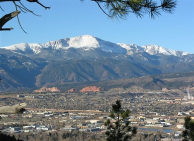Pikes Peak International Peak Climb Postponed
