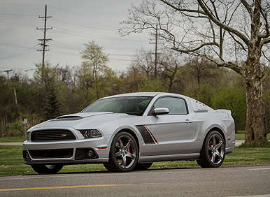 2013 Roush Stage 3 Premier Ford Mustang Premieres