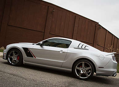 2013 Roush Stage 3 Premier Ford Mustang: What You Get
