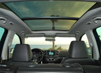 2012 Volkswagen Tiguan Road Test And Review Autobytel Com