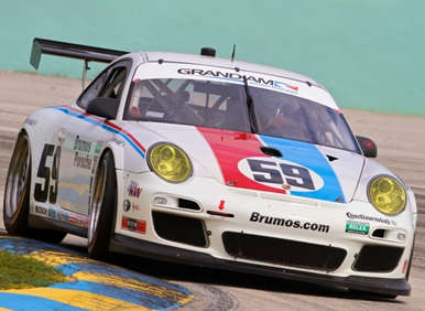 Porsche Motorsport Introduces Porsche 911 GT3 Cup 4.0 Brumos Commemorative Edition