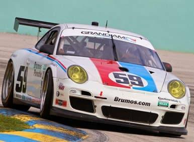Porsche Motorsport Introduces Porsche 911 GT3 Cup 4.0 Brumos Commemorative Edition