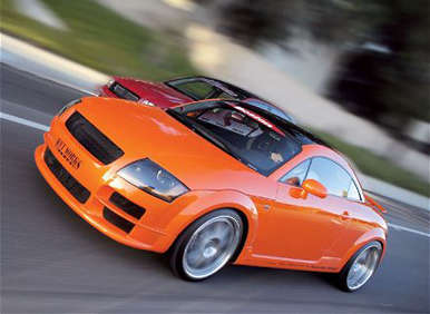 Audi TT Used Car Buyer's Guide: Intro