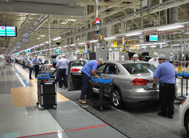 Celebrating the American Car Industry & Americans Who Build Our Cars