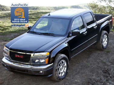 Compact Pickup - GMC Canyon