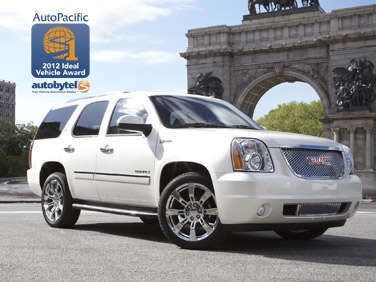 Large SUV - GMC Yukon XL