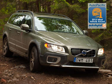 Luxury Crossover SUV - Volvo XC70