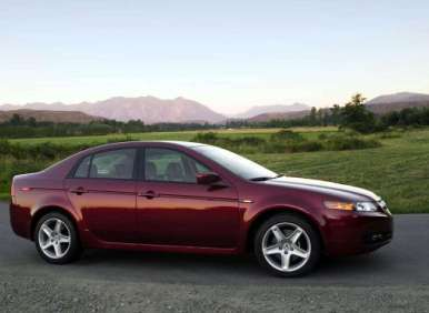 Acura TL Used Car Buyers Guide:  Intro