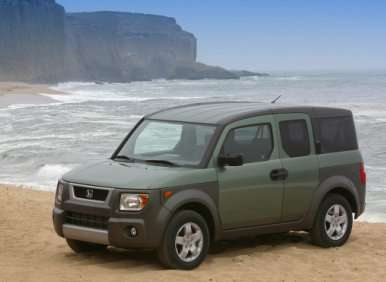 Honda Element Used SUV Buyer's Guide: Intro