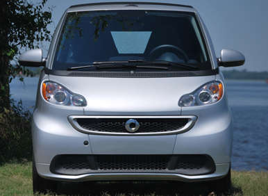 2013 Smart Fortwo Cabriolet Road Test and Review
