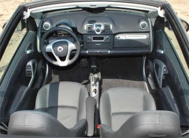 2013 smart fortwo cabriolet road test and review. Black Bedroom Furniture Sets. Home Design Ideas