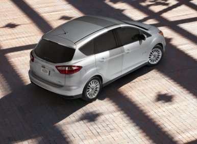 2013 Ford C-MAX Hybrid: The Tale of the Tape