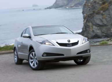 Comparison Road Test: 5 Reasons Why We Prefer the 2012 Acura ZDX vs. the 2012 BMW X6